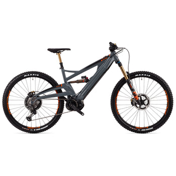 Orange Surge 29 Factory Full Suspension Electric Bike 2020 - Sprockets Cycles