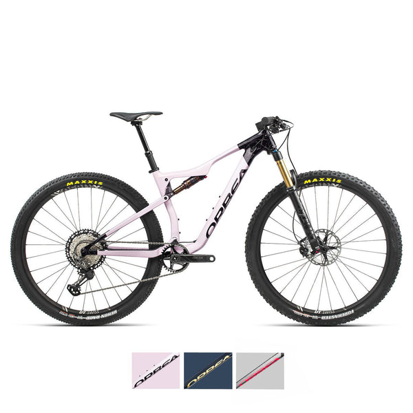 Orbea Oiz M-Pro TR Full Suspension Mountain Bike 2021