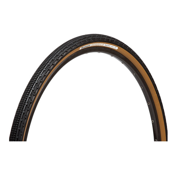 Panaracer GravelKing SK TLC 700c 60TPI Folding Tyre - Brown - Sprockets Cycles