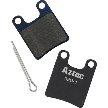 Aztec Giant MPH 1 Organic Brake Pads - Sprockets Cycles