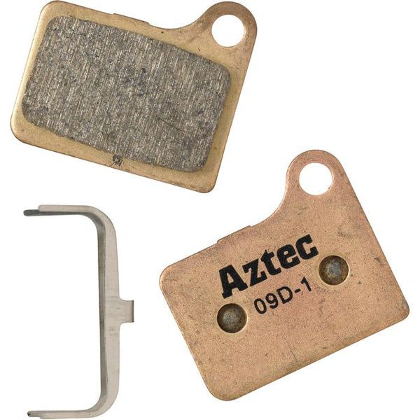 Aztec Deore M555 Sintered Brake Pads - Sprockets Cycles