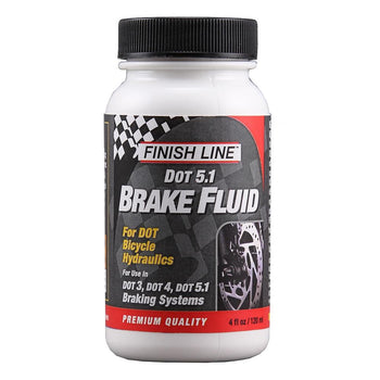 Finish Line DOT 5.1 Brake Fluid 4oz - Sprockets Cycles