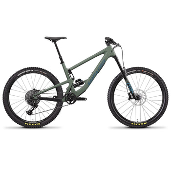 Santa Cruz Bronson S Carbon C Full Suspension Mountain Bike 2020 EX-DISPLAY - Sprockets Cycles