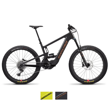 Santa Cruz Heckler X01 RSV CC Full Suspension Electric Bike 2020 - Sprockets Cycles