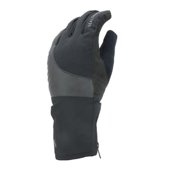Sealskinz Waterproof Cold Weather Reflective Gloves - Sprockets Cycles