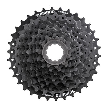 Shimano CS-HG201 9Spd Cassette 11-32T - Sprockets Cycles