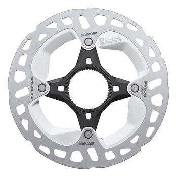 Shimano RT-MT800 Ice Tech Rotor with Lockring - Sprockets Cycles