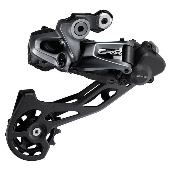 Shimano RD-RX815 GRX Di2 11-Speed Shadow+ Rear Mech - Sprockets Cycles