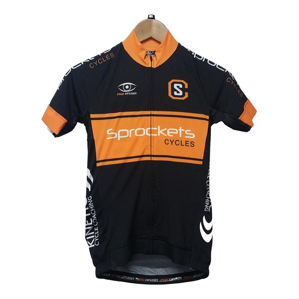 Pro Vision Sprockets Women's Short Sleeve Jersey - Sprockets Cycles