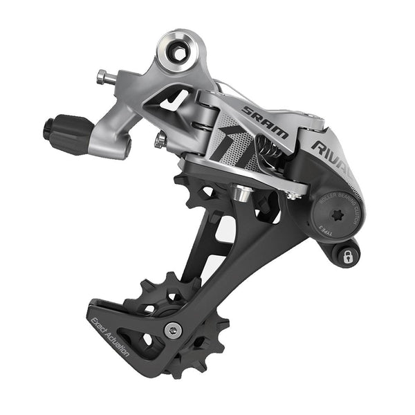 SRAM Rival1 Rear 11Spd Rear Mech - SGS - Sprockets Cycles