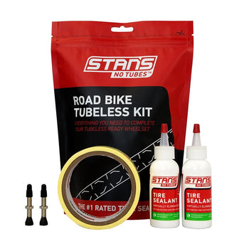 Stans NoTubes Road Bike Tubeless Kit - Sprockets Cycles