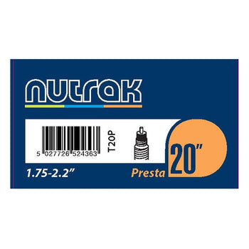 "Nutrak 20"" Inner Tube (Various Sizes) - Sprockets Cycles"