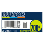 Nutrak 700c Inner Tubes (Various Sizes)
