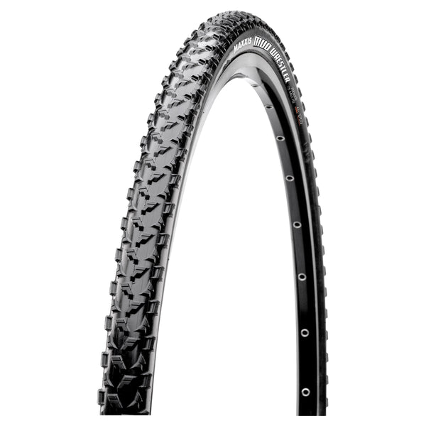 Maxxis Mud Wrestler 700x33c 120TPI Folding Tyre - Dual Compound EXO/TR - Sprockets Cycles