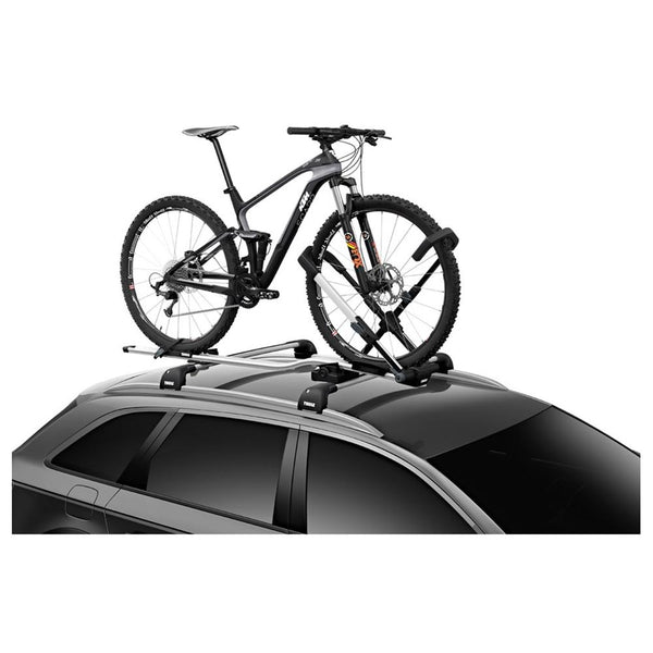 Thule 599 UpRide Roof Mounted Bike Rack - Sprockets Cycles