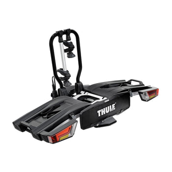 Thule 933 EasyFold XT 2-bike 13-Pin Towball Carrier - Sprockets Cycles