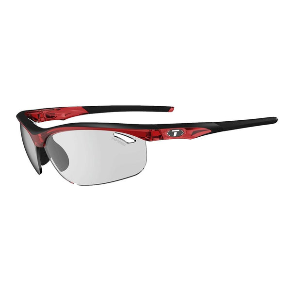 Tifosi Veloce Fototec Sunglasses 2019 - Crystal Red - Sprockets Cycles