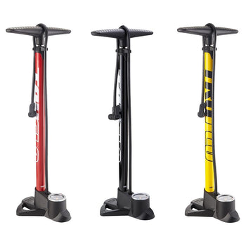 Truflo Easitrax 3 Floor Pump - Sprockets Cycles
