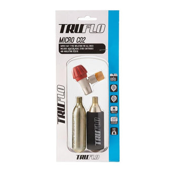 Truflo Micro Co2 Inflator Pump - Sprockets Cycles