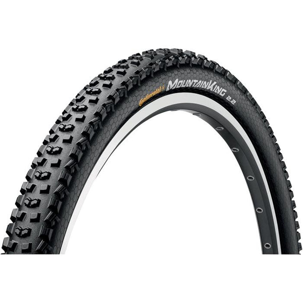 "Continental Mountain King II 29"" Folding Tyre - Sprockets Cycles"