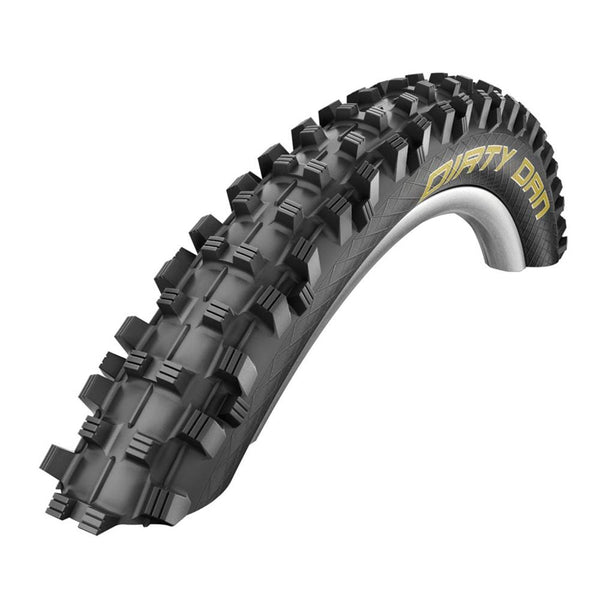 "Schwalbe Dirty Dan 27.5"" Super Gravity Tyre - Sprockets Cycles"