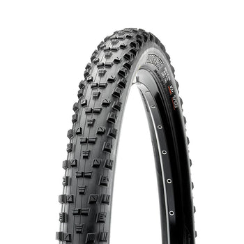 "Maxxis Forekaster 27.5"" 120TPI Folding Tyre - Dual Compound / EXO/TR - Sprockets Cycles"
