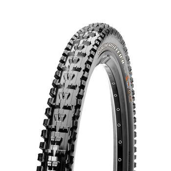 "Maxxis High Roller II 27.5"" 120TPI Folding Tyre - 3C Maxx Terra TR/DD - Sprockets Cycles"