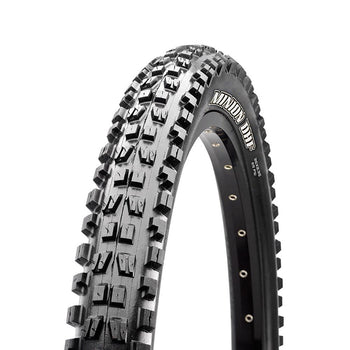 "Maxxis Minion DHF 27.5"" 120TPI Folding Tyre - 3C Maxx Terra TR/DD - Sprockets Cycles"