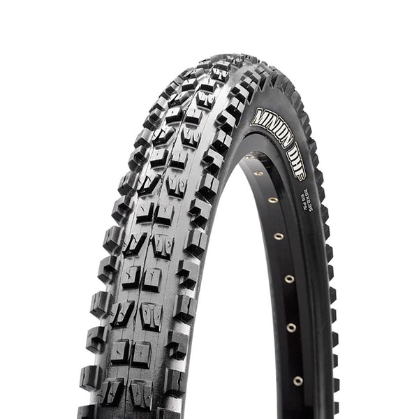"Maxxis Minion DHF 27.5"" 60TPI Folding Tyre - Dual Compound EXO/TR - Sprockets Cycles"