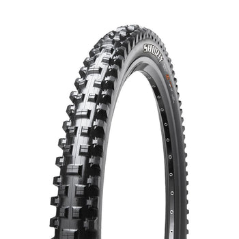 "Maxxis Shorty 27.5"" 60TPI Wire Bead Tyre - 3C Maxx Grip Dual Ply - Sprockets Cycles"