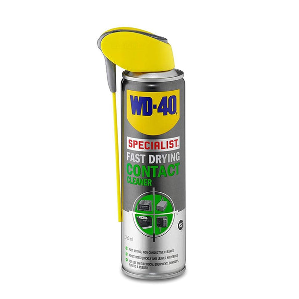 WD-40 Specialist Fast Drying Contact Cleaner - Sprockets Cycles