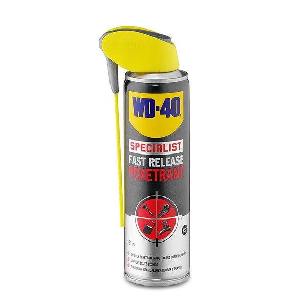 WD-40 Specialist Fast Release Penettrant 400ml - Sprockets Cycles