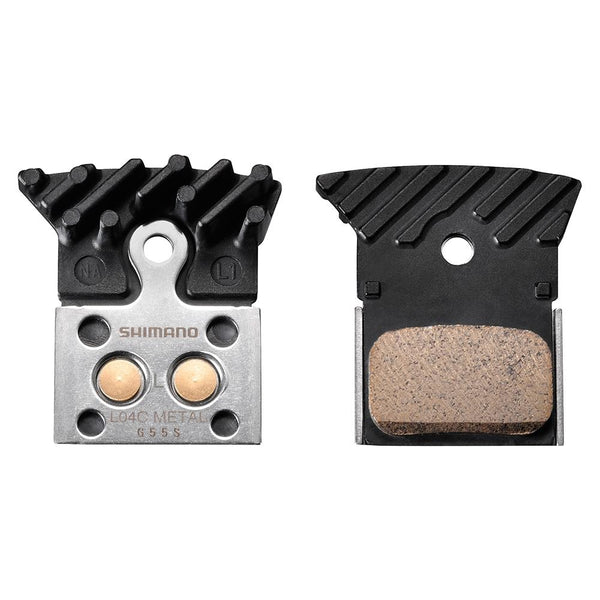 Shimano L04C Sintered Brake Pads - Sprockets Cycles