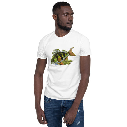 Perch Mania (Short-Sleeve Graphic T-Shirt)