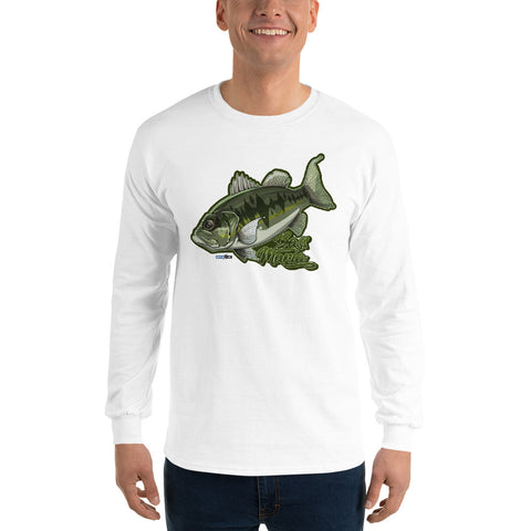 Bass Mania (Long-Sleeve Graphic T-Shirt)