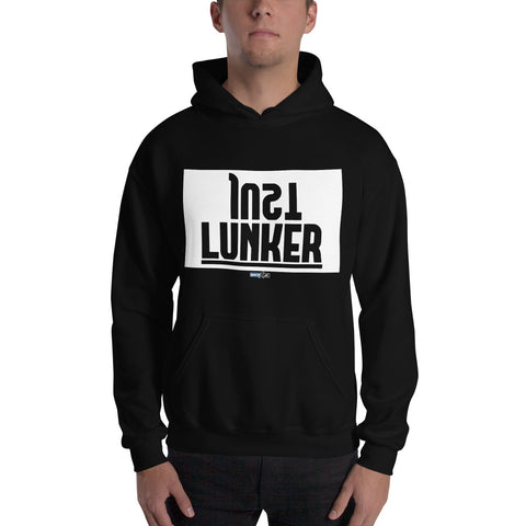 Just Lunker (Sweat-Shirt - Graphic Hoodie)