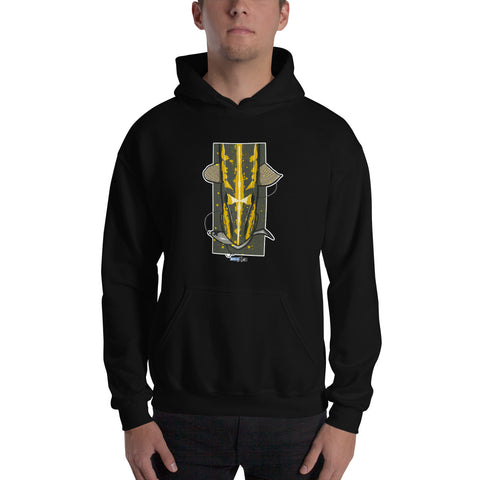 Pike's Baits (Sweat-Shirt - Graphic Hoodie)