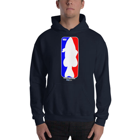 National Bass Fishing (Sweat-Shirt - Graphic Hoodie)