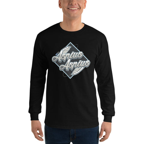 Aspius (Long-Sleeve Graphic T-Shirt)