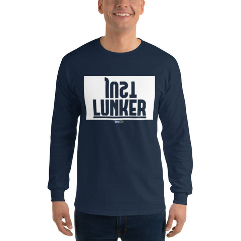 Just Lunker (Long-Sleeve Graphic T-Shirt)