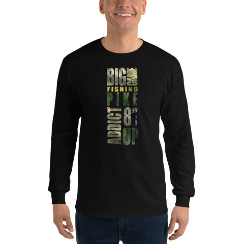 Big Game (Long-Sleeve Graphic T-Shirt)