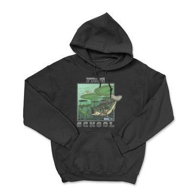 Frog School (Sweat-Shirt - Graphic Hoodie)