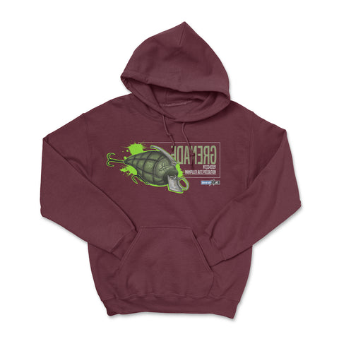 Grenade (Sweat-Shirt - Graphic Hoodie)