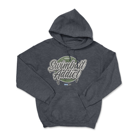 Swimbait Addict (Sweat-Shirt - Graphic Hoodie)