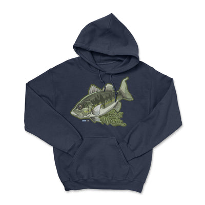 Bass Mania (Sweat-Shirt - Graphic Hoodie)