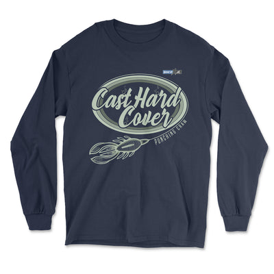 Hard Cover (Long-Sleeve Graphic T-Shirt)