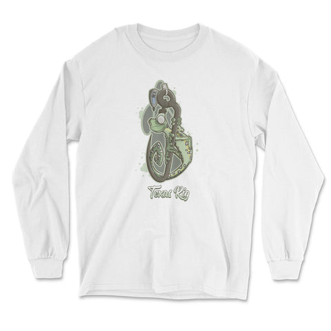 Lezard (Long-Sleeve Graphic T-Shirt)