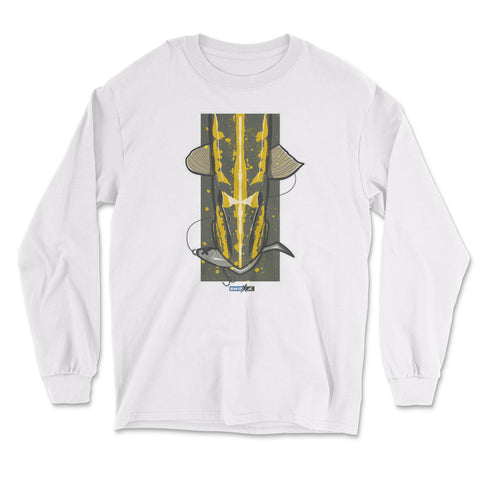 Pike's Baits (Long-Sleeve Graphic T-Shirt)