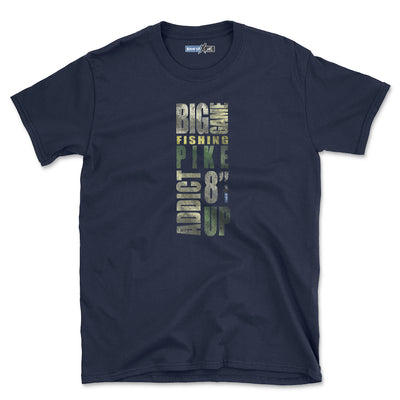 Big Game (Short-Sleeve Graphic T-Shirt)
