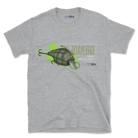 Grenade (Short-Sleeve Graphic T-Shirt)